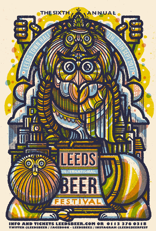 Sixth Leeds International Beer Festival